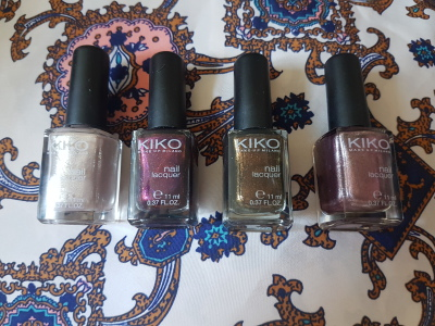 Kiko Nails In The Sales!