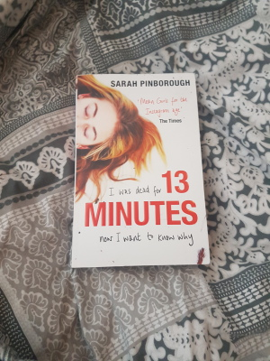 13 Minutes Book Review *Spoiler Free*