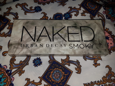 Urban Decay Naked Smokey
