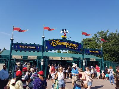 Disneyland Paris Haul