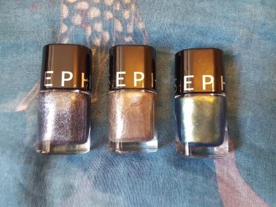 Sephora Nail Varnishes
