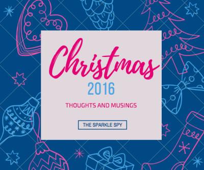 Christmas Eve Ramblings