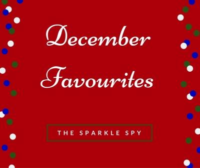 December Favourites