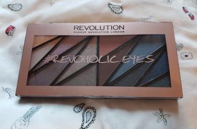 Revoholic Eyes Palette