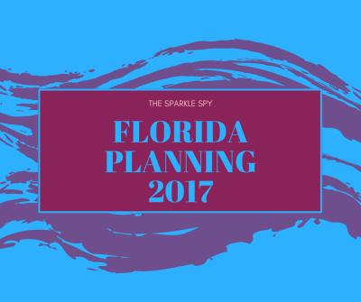 Florida Planning 2017 - Fast Passes