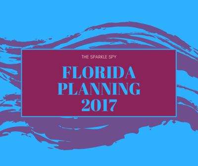 Florida Planning 2017 - Fast Passes