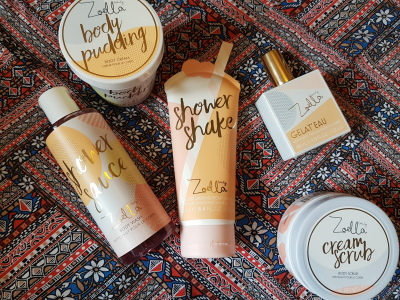 Zoella Jelly and Gelato Range - Part 1