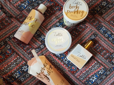 Zoella Jelly and Gelato Range - Part 2