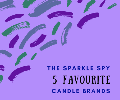 5 Favourite Candle Brands