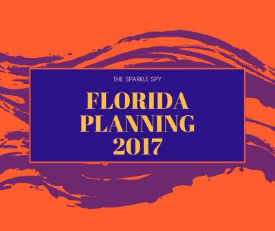 Florida Planning 2017 - Week 2