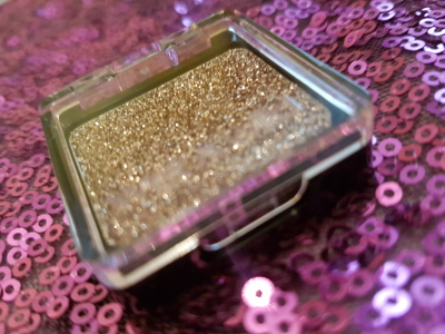 Wet n Wild - Brass Eyeshadow Review