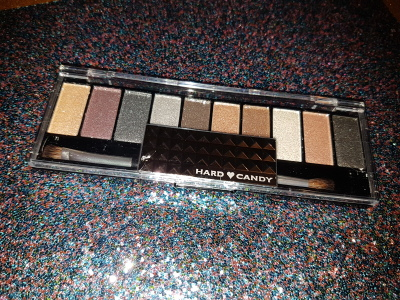 Hard Candy Glitter Palette Review