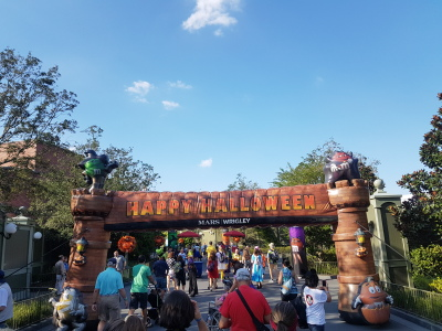 Florida 2017 - Mickey's Not So Scary Halloween Party