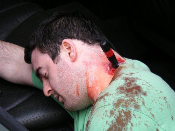 actor headshots jamesc creative make up #muaglasgow#scotlandmua #muascotland #mua #film make up #special effects #character make up