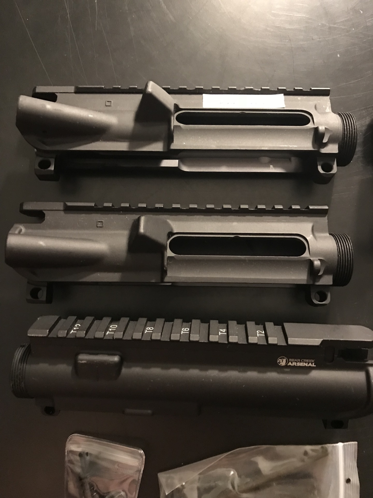 Stripped uppers Bear Creek Arsenal $55