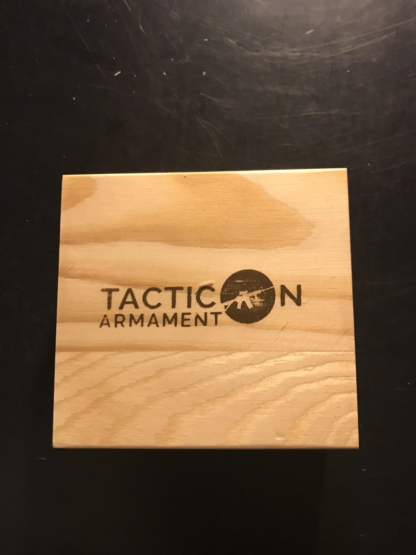 Tacticon Flip up Iron Sights $35  SALE!  $30!!!