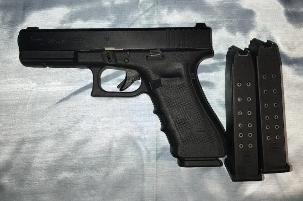 Gen 4 Glock 22 Night Sights .40 $475