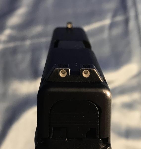 Gen 4 Glock 23 Night Sights .40 $475
