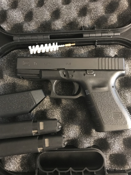 Gen 3 Glock 19 in LNIB 9mm $475