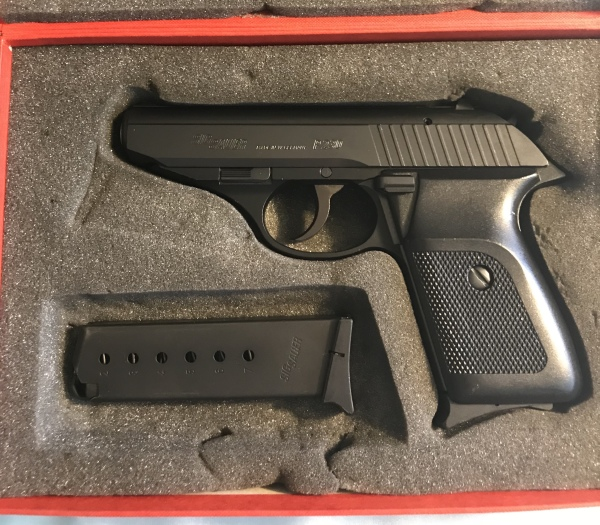 Vintage Sig Sauer P230 in IMMACULATE .380 $550