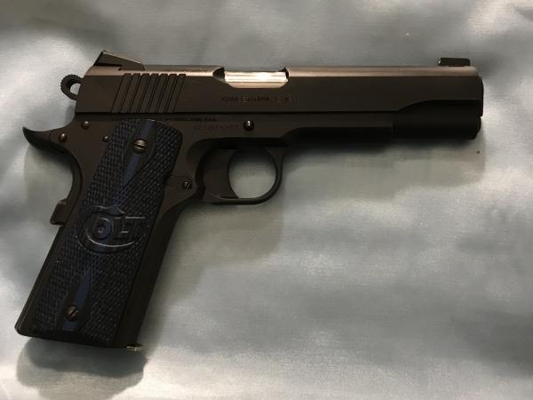 Colt Competition 1911 .45 $875