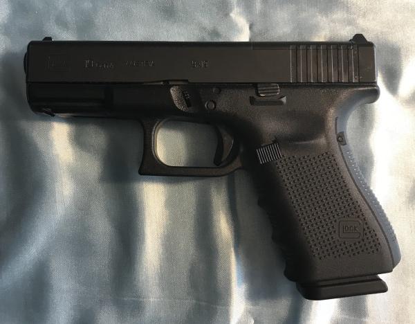 Glock Gen 4 19 MOS 9mm $575