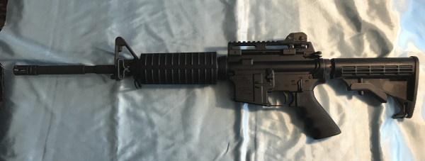 Rock River Arms Tactical Entry 2stage NM $850