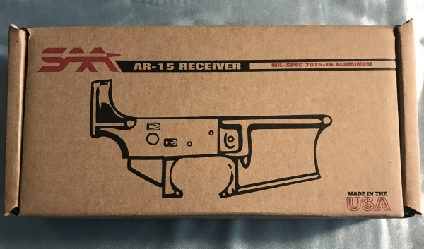 Surplus Ammo and Arms Lowers $75  SALE!  $65!!!