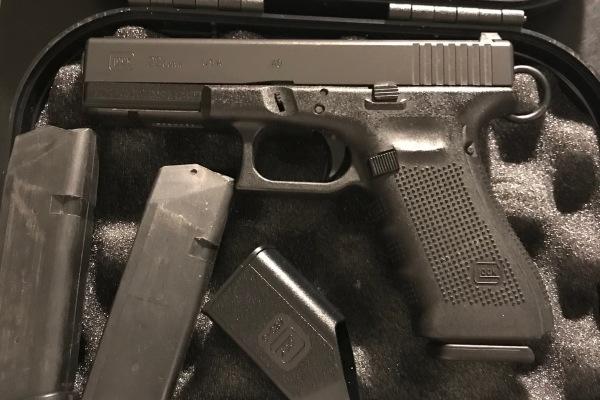 Gen4 Glock 22, .40, Night Sights, $465