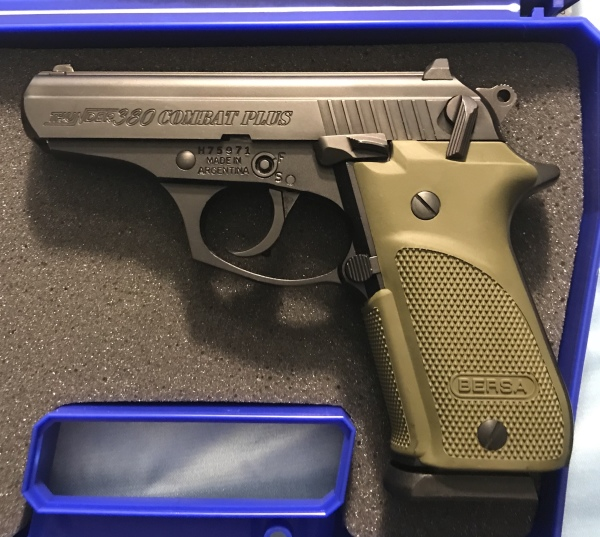 Bersa Thunder Combat Plus .380 $325  SALE!  $290!!!