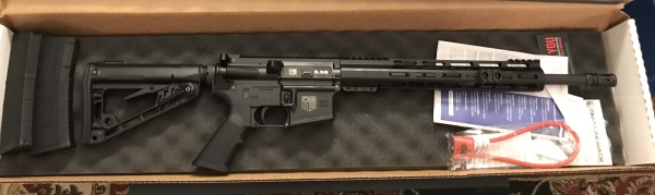 Diamond Back DB15 Elite 5.56 $600  SALE! $540!!!