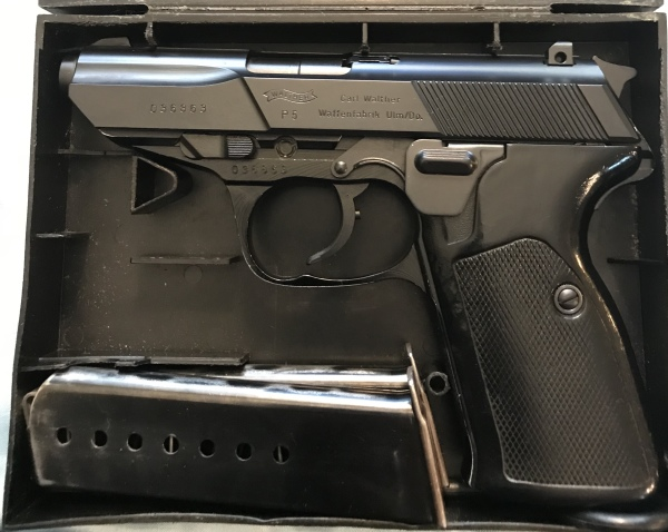 VERY RARE Walther P5 9mm $1000  SALE! $900!!!