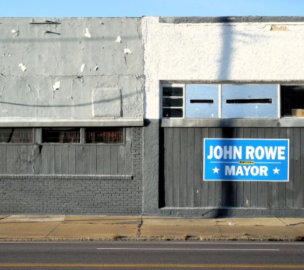 Kenny Wright & John Rowe Architectural Preservationist