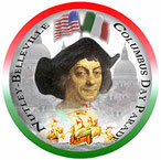 2019 Nutley Belleville Columbus Day Parade Honoree Mass