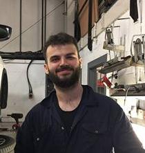 Graeme Gibb, Technician