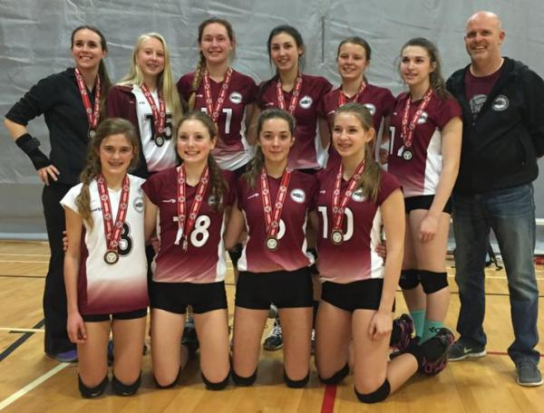 16U CHALLENGE CUP - CHAMPIONSHIP A - BRONZE