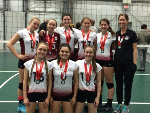 16U CHALLENGE CUP - CHAMPIONSHIP B - SILVER
