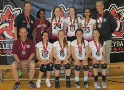 16U MAROON EASTERN NATIONAL CHAMPIONSHIP SILVER MEDALLISTS - DIV 2 TIER 3