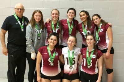 MVC 16U BLACK WINS SILVER AT 17U McGregor Cup – Trillium B