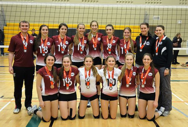Another Bronze for MVC 17U at 18U - Trillium B