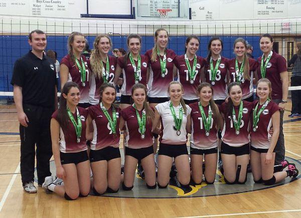 MVC 17U Wins Gold in Championship A