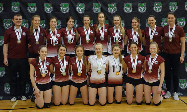 MVC 17U Earns a Bronze at Provincials