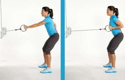 Get Net Results Part 4: Shoulder Exercise and Injury Prevention