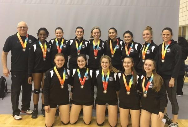 17U Earns Bronze OVA 17U Provincial Cup