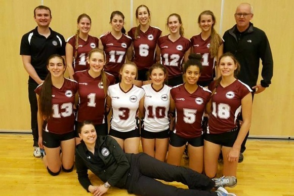 18U Earns Bronze at Niagara Invitational 18U Tournament