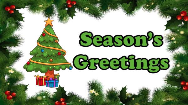 Christmas Potluck + Toydrive - Happy Volleydays MVC!