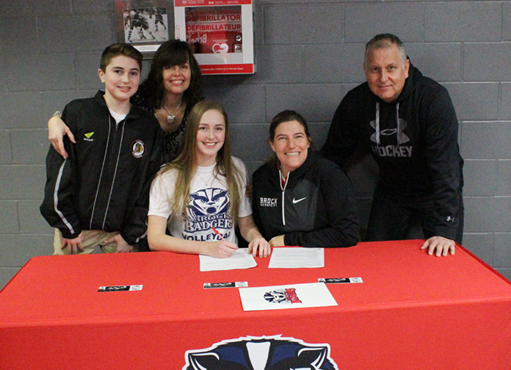 18U Athlete Grace Pyatt Commits to Brock University