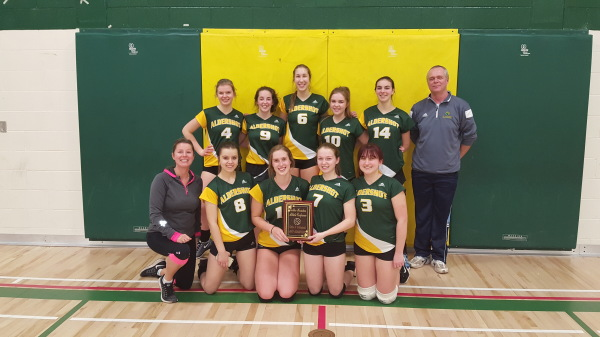 MVC Athletes in 2017 High School Volleyball Championships: