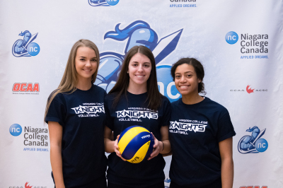 18U Athletes McFadden & Desjardins  Commit to Niagara College