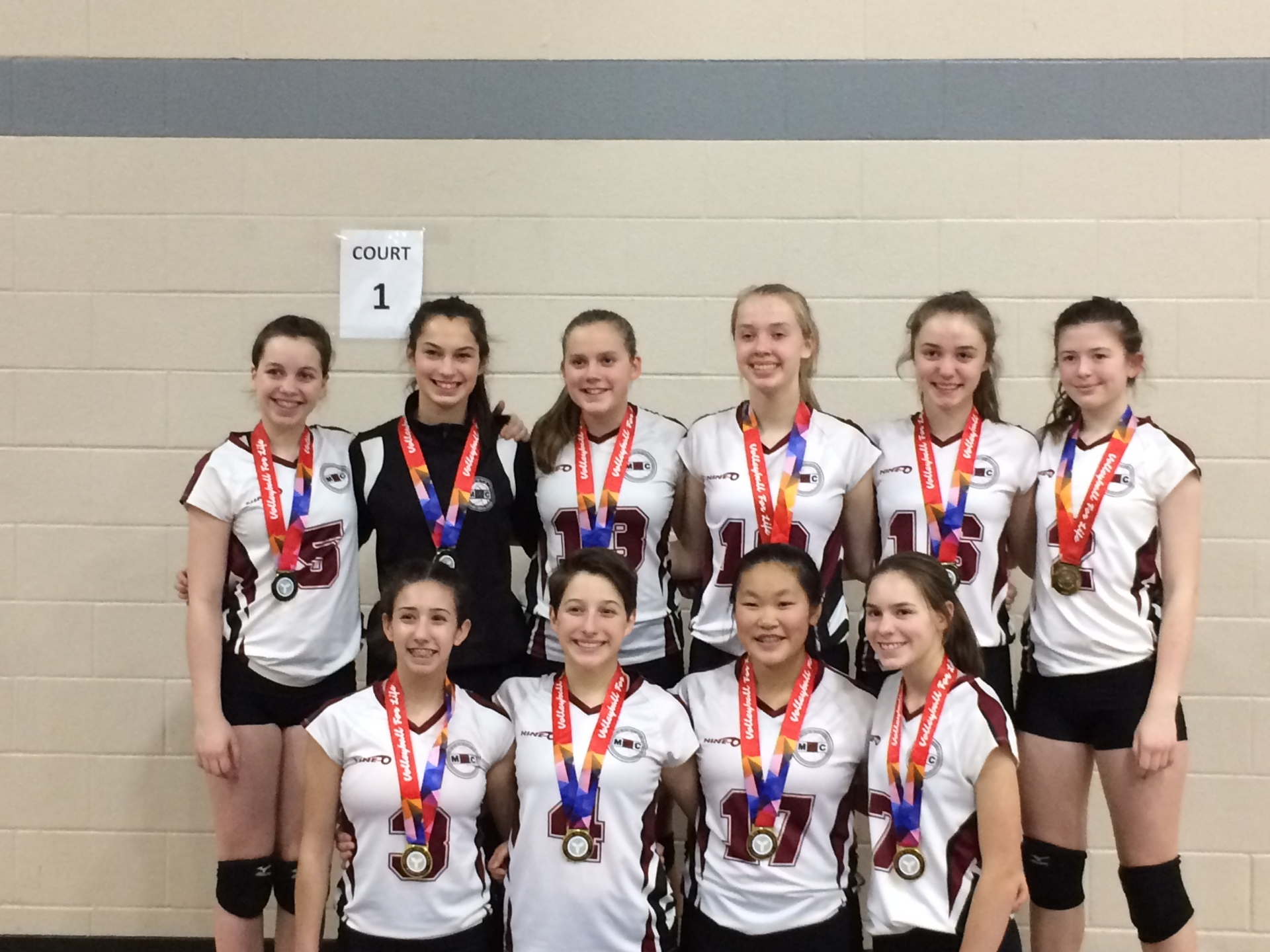 15U Gold Dipped at Bugarski Cup